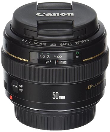 good dslr lens for vlogging