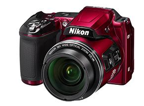 Nikon coolpix l840 - one of the best cameras for youtube vlogging