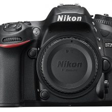 nikon d7200 - One of the best dslr cameras for youtube vlogging