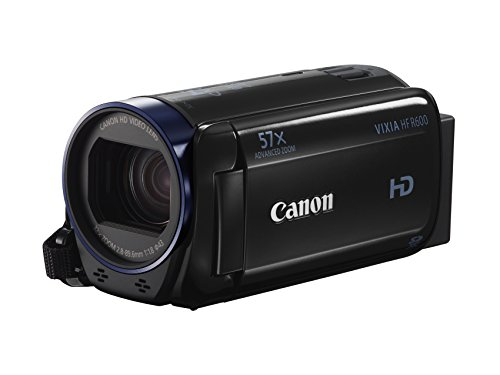 Why the Canon VIXIA HF R600 is good for youtube vlogging