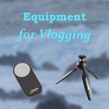 best YouTube equipment for vlogging article