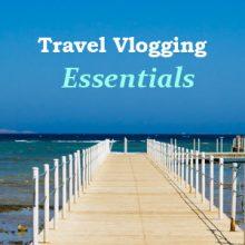 best travel vlogging cameras and equipment