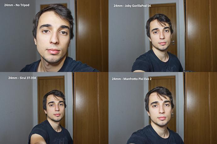 GorillaPod, Manfrotto Pixi Evo 2 and Sirui 3T-35K vlogging tripods comparison