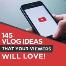awesome youtube vlogging ideas