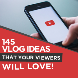 145 Youtube Vlog Ideas That Your Viewers Will Love Vloggerpro