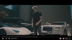 Logan paul expensive cars