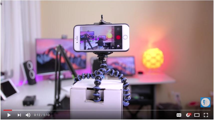 basic vlogging equipment
