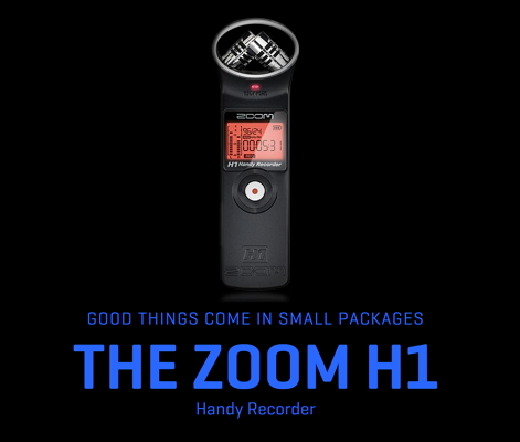 handy recorder for vlogs