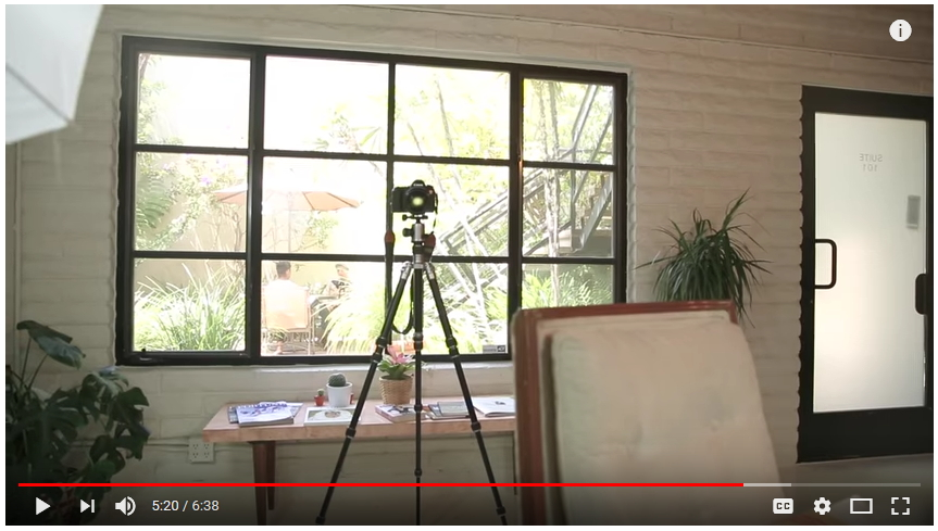 tall tripod for youtube video recording