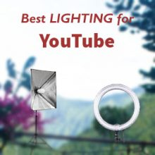 best lighting for youtube 2018