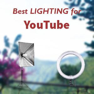 best lighting for youtube 2018