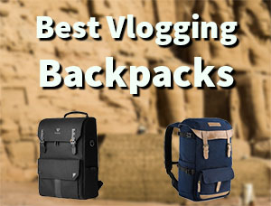 best vlogging backpacks