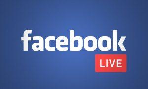 facebook live as a vlogging platform