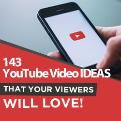 awesome youtube video ideas