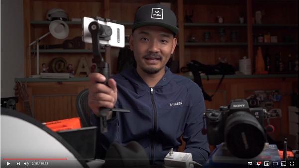 equipment for vlogging