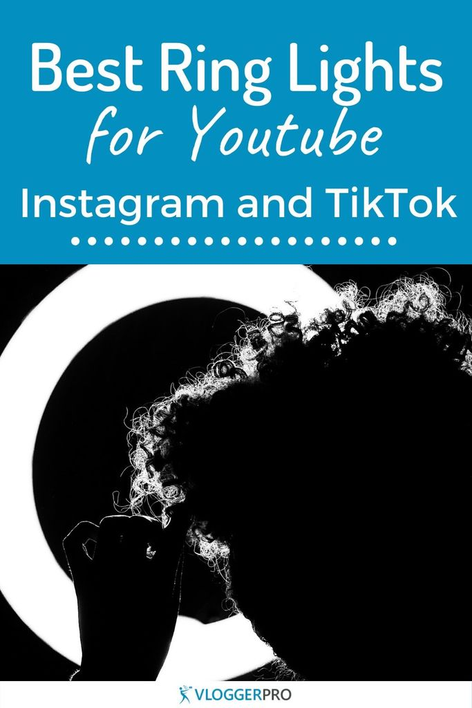 top ring lights for instagram and tik tok
