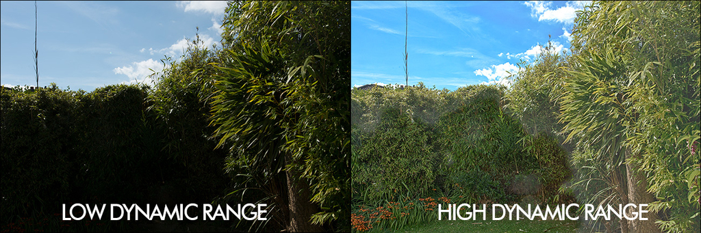 high-dynamic-range-vs-low-dynamic-range comparison