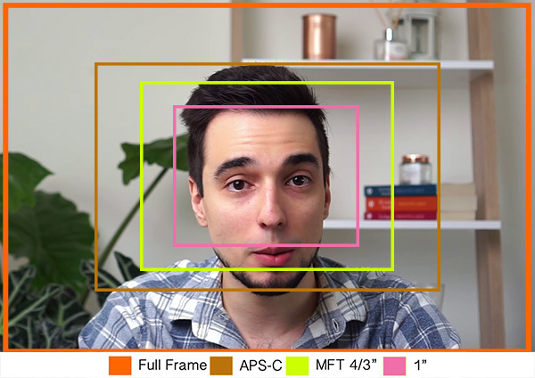 crop factor example picture